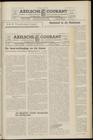 Axelsche Courant 1953-06-24