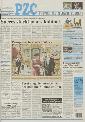 Provinciale Zeeuwse Courant 1996-09-18