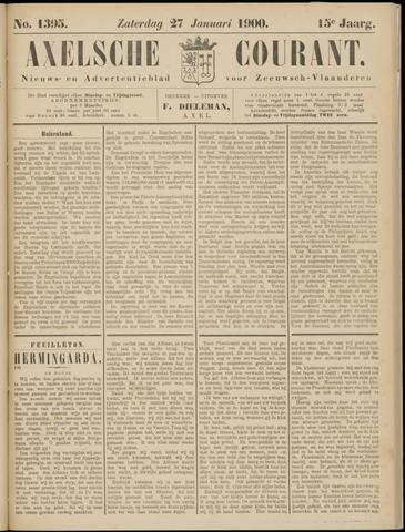 Axelsche Courant 1900-01-27