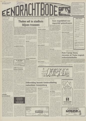 Eendrachtbode (1945-heden)/Mededeelingenblad voor het eiland Tholen (1944/45) 1979-04-12