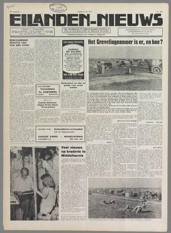 Eilanden-nieuws. Christelijk streekblad op gereformeerde grondslag 1976-07-09