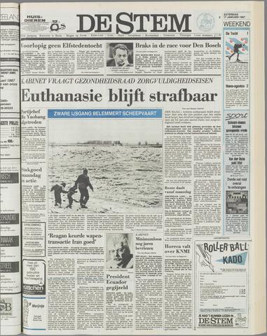 de Stem 1987-01-17
