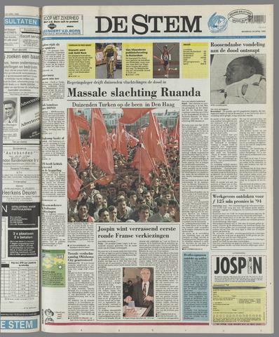 de Stem 1995-04-24