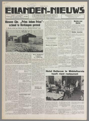 Eilanden-nieuws. Christelijk streekblad op gereformeerde grondslag 1976-07-06