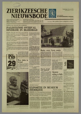 Zierikzeesche Nieuwsbode 1974-05-16
