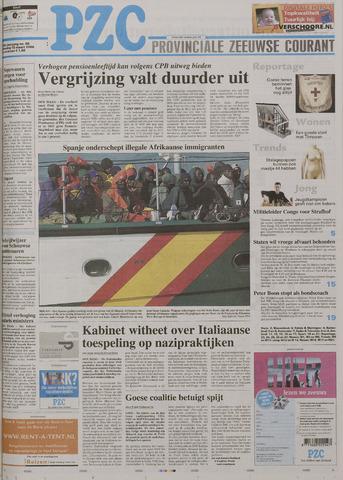 Provinciale Zeeuwse Courant 2006-03-18