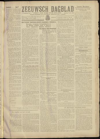Zeeuwsch Dagblad 1945-04-07