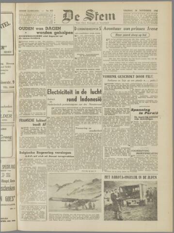 de Stem 1946-11-29