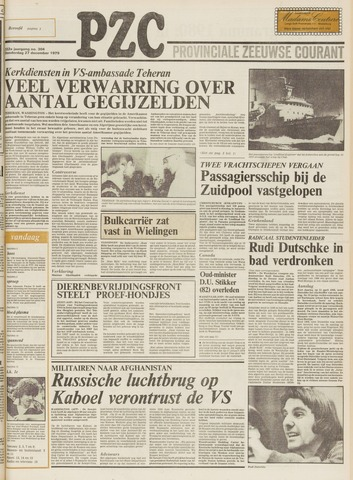 Provinciale Zeeuwse Courant 1979-12-27