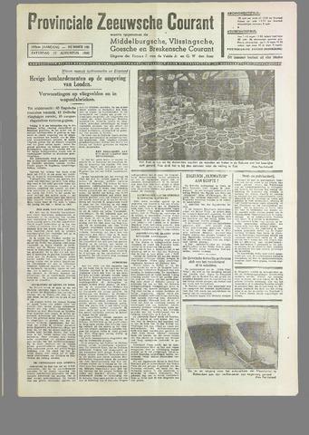 Provinciale Zeeuwse Courant 1940-08-17