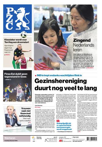 Provinciale Zeeuwse Courant 2018-01-22