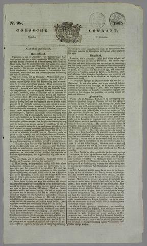 Goessche Courant 1835-12-07