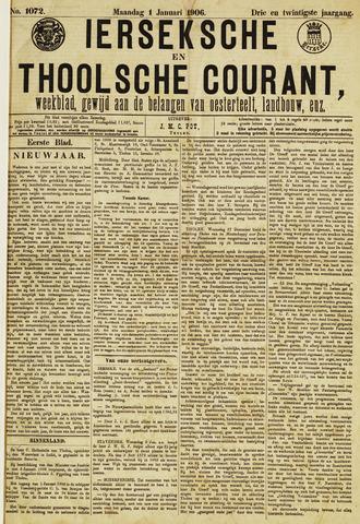 Ierseksche en Thoolsche Courant 1906