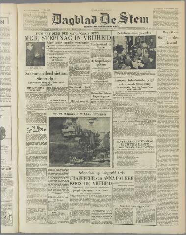 de Stem 1951-12-06