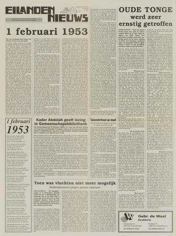 Watersnood documentatie 1953 - diversen 1999
