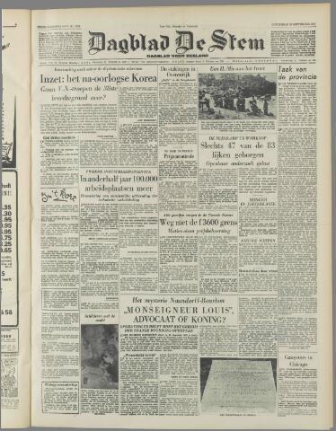 de Stem 1950-09-28