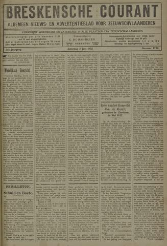 Breskensche Courant 1922-06-03