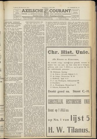 Axelsche Courant 1948-07-03