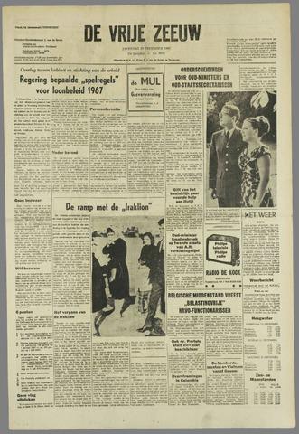 de Vrije Zeeuw 1966-12-10