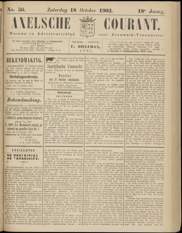 Axelsche Courant 1902-10-18