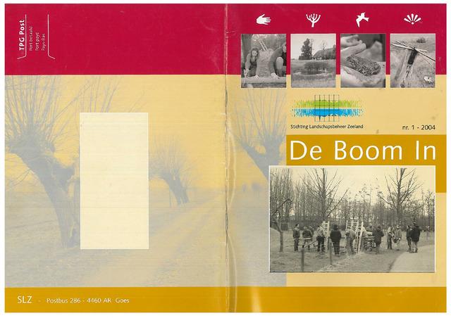 Landschapsbeheer Zeeland - de Boom in 2004-04-01