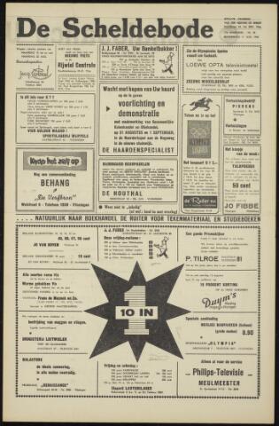 Scheldebode 1960-08-11