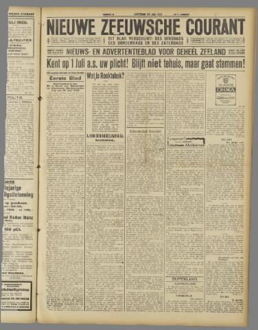 Nieuwe Zeeuwsche Courant 1925-06-20