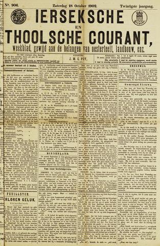 Ierseksche en Thoolsche Courant 1902-10-18