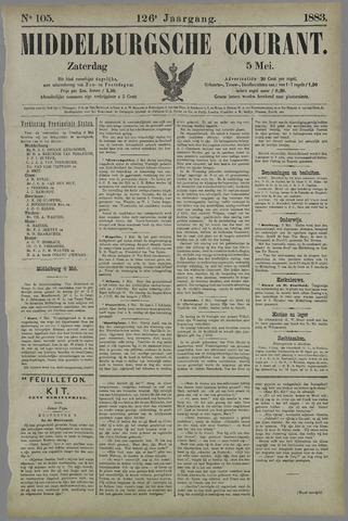 Middelburgsche Courant 1883-05-05