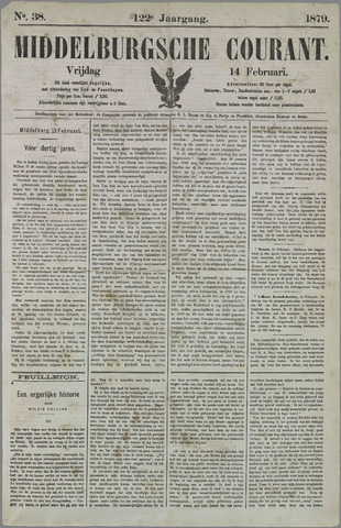 Middelburgsche Courant 1879-02-14