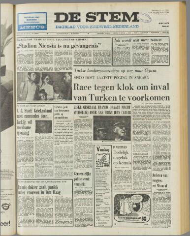 de Stem 1974-07-20