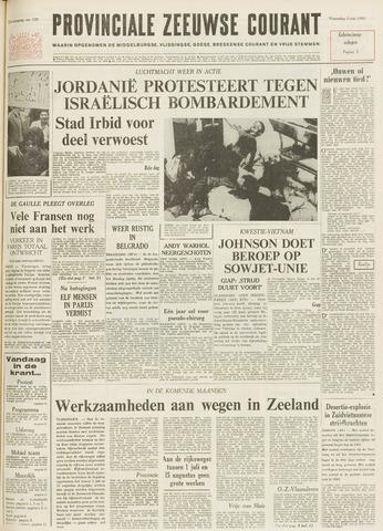 Provinciale Zeeuwse Courant 1968-06-05