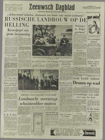 Zeeuwsch Dagblad 1961-01-23