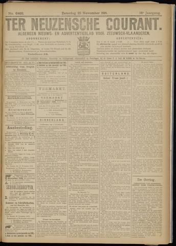 Ter Neuzensche Courant. Algemeen Nieuws- en Advertentieblad voor Zeeuwsch-Vlaanderen / Neuzensche Courant ... (idem) / (Algemeen) nieuws en advertentieblad voor Zeeuwsch-Vlaanderen 1916-11-25