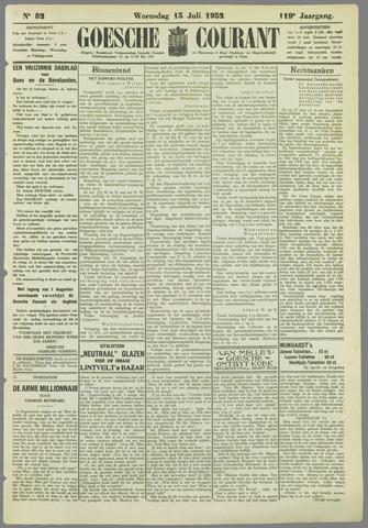 Goessche Courant 1932-07-13