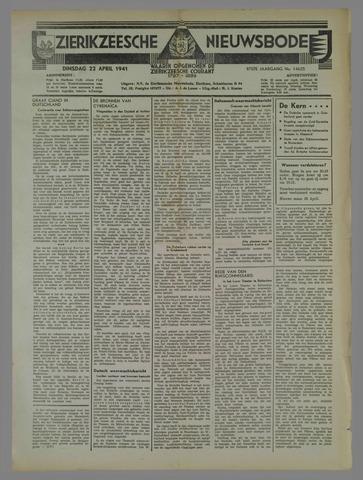 Zierikzeesche Nieuwsbode 1941-04-22