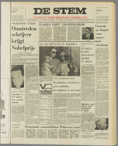 de Stem 1970-10-09