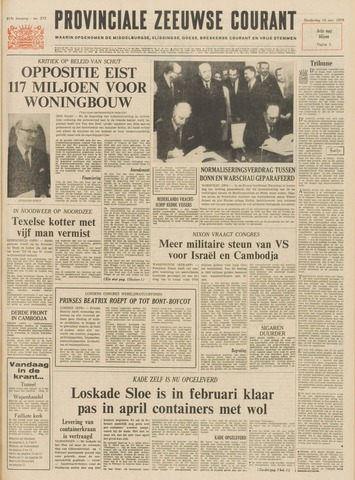 Provinciale Zeeuwse Courant 1970-11-19