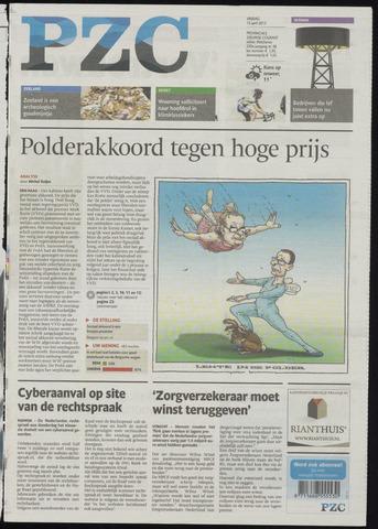 Provinciale Zeeuwse Courant 2013-04-12
