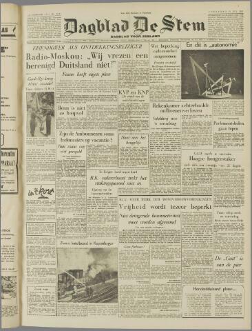 de Stem 1955-07-13