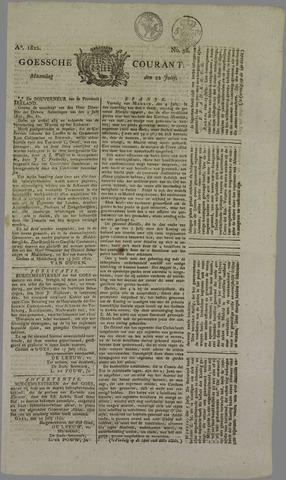 Goessche Courant 1822-07-22