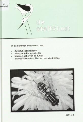 de Steltkluut 2001-04-01
