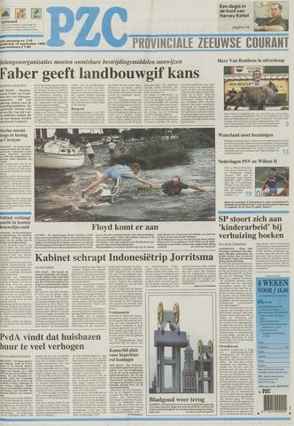 Provinciale Zeeuwse Courant 1999-09-16