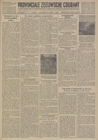 Provinciale Zeeuwse Courant 1942-09-05