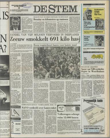 de Stem 1989-02-18