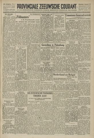 Provinciale Zeeuwse Courant 1947-01-06