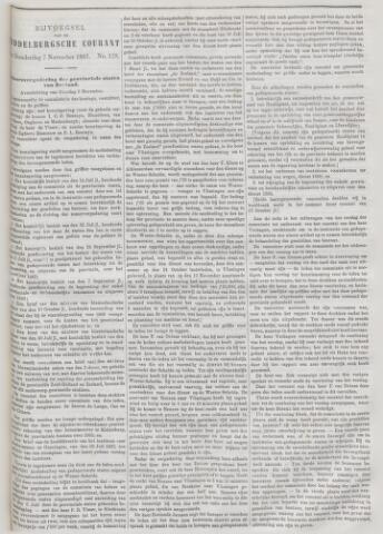 Middelburgsche Courant 1867-11-07