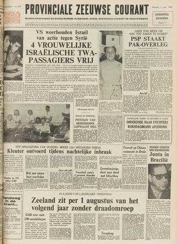 Provinciale Zeeuwse Courant 1969-09-01