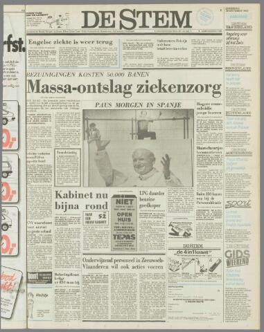 de Stem 1982-10-30