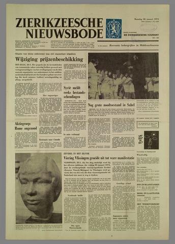 Zierikzeesche Nieuwsbode 1974-01-28